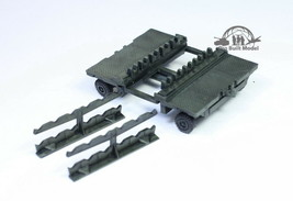 USAF MHU-12M Ammo Trailer for aircraft 1:72 Pro Built Model - $24.73