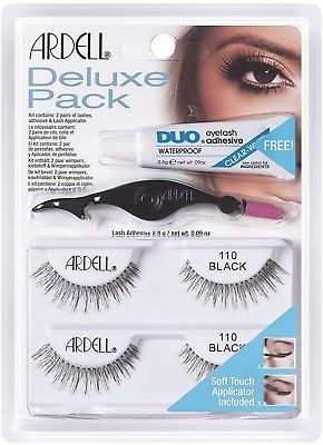 Primary image for Ardell Deluxe Pack Lash, 110 (pack Of 2)