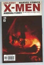 Uncanny X-Men 2001 Marvel Comic Book Annual Mint Condition Flip Cover Di... - $2.72