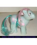 G1 Vtg 1986 My Little Pony MLP BABY SWEET CELEBRATIONS - $44.98