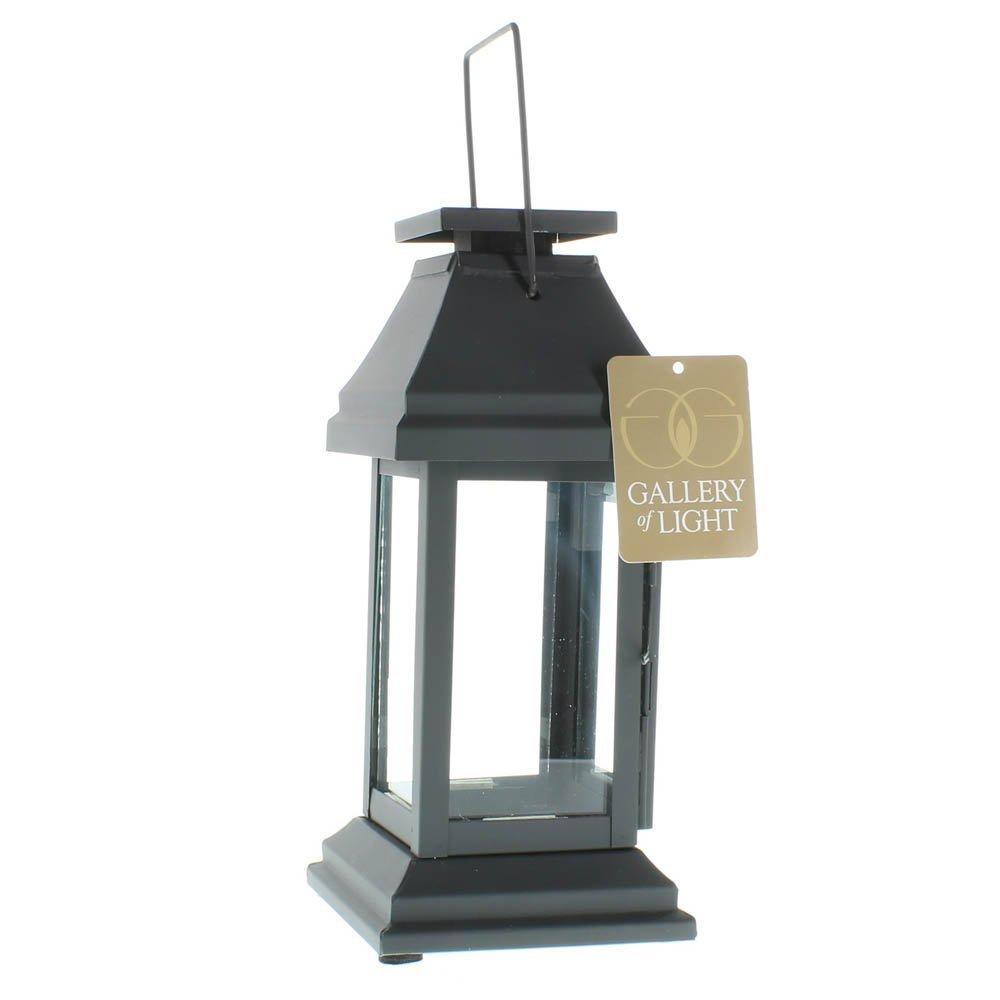 Metal Candle Lanterns, Rustic Large Candle Holder Lantern Outdoor Decor image 4