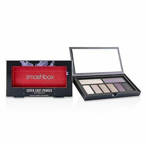 Primary image for Smashbox Cover Shot - Punked Eye Pallet 8 Color Matte & Metallic Eye Shadow