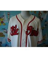 Vintage Baltimore Elite Giants Ebbets Field Negro League Baseball Jersey... - $89.09