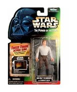 Star Wars POTF Han Solo in Carbonite action figure - $8.99