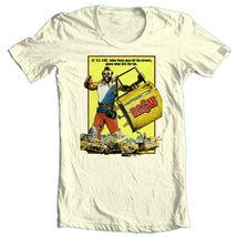 DC Cab T-shirt Mr. T 1980's retro movie funny comedy film vintage cotton tee image 3