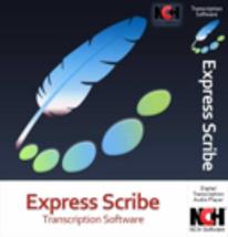 Express Scribe Digital Transcription Audio Player Transcribe Audio Softw... - $34.99