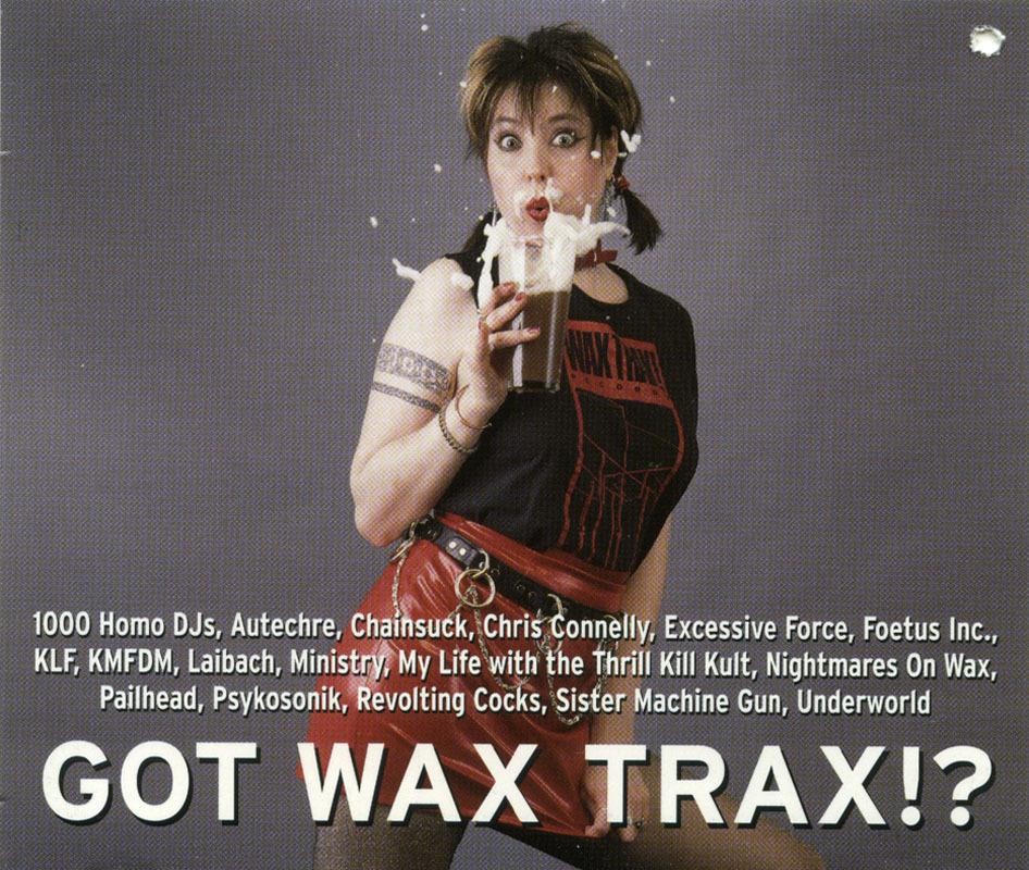 Cubanate - Interference CD Industrial D'n'B Wax Trax