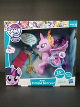 My Little Pony Meets Talking Pony Twilight Sparkle - $14.97