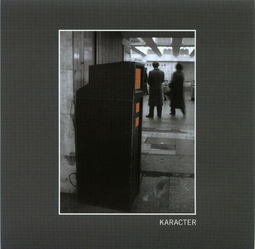 Karacter 2005 CD Synthpop, Freezepop