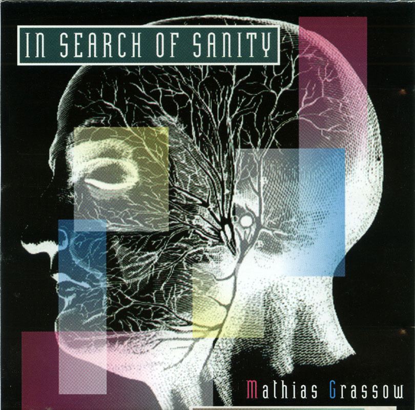 Mathias Grassow - In Search of Sanity CD Tribal Ambient OOP!