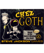 CHEZ GOTH Card Game for Dark Souls MINT OOP! - $15.00