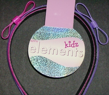 Purple headband item  5