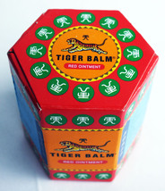 TIGER BALM RED Ointment Relief Muscular Aches Pains Flatulence 30 g - $11.99