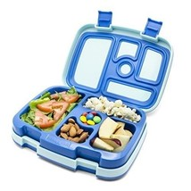 Kids Leak Proof Lunch Box Container Snack Box w/ 5 Compartments Boy Chil... - $38.47