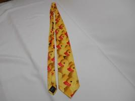 """Old 2002 Ralph Marlin Designer """"Just Ducky"""" Men's Necktie Tie Fashion Nwt - $19.79"""