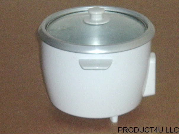 Salton Rice Cooker Ra7a Instructions