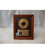 Aerosmith Permanent Vacation Record Award 1987 Vintage Rare Steven Tyler  - $149.99