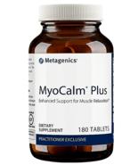 MyoCalm Plus 180 Metagenics (Formerly MyoCalm P.M.)  - $59.40