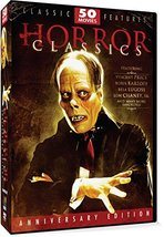 Horror Classics 50 Movie Pack 12 DVD Set