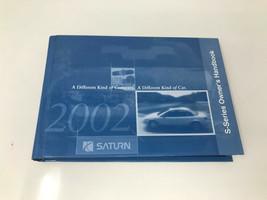 2002 Saturn S-Series Owners Manual Handbook OEM Z0N20 - $33.59
