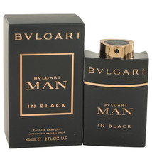 Bvlgari Man In Black by Bvlgari Eau De Parfum Spray 2 oz for Men - $79.95