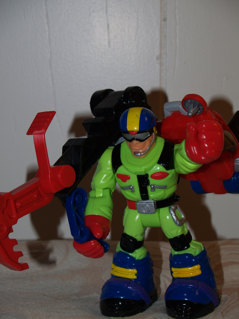 Fisher Price Rescue Heroeses Action Figure