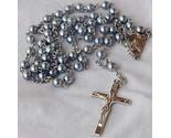 Gray pearls rosary thumb155 crop