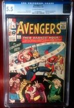 Avengers (1963) # 7 CGC Graded 5.5 Marvel Comics - $199.99