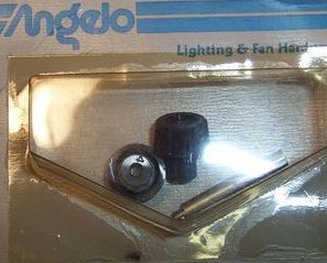 Westinghouse Angelo Lighting 70161 Replacement Knobs & Adapters for Lamps