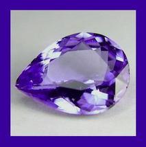 0.80ct Natural TANZANITE Pear 7x5mm Faceted Loose Gemstone  - $149.00