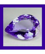 0.80ct Natural TANZANITE Pear 7x5mm Faceted Loose Gemstone  - $149.00