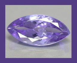 1.19ct Natural TANZANITE Marquise Cut Faceted Loose Gemstone - $175.00