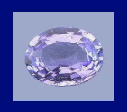 Primary image for 1.00ct Natural TANZANITE Oval 8x6mm Faceted Loose Gemstone