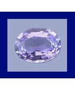 1.00ct Natural TANZANITE Oval 8x6mm Faceted Loose Gemstone  - $199.00