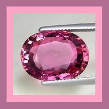 Tourmaline pink purple oval 5.6x4.8  0.55ct thumb200