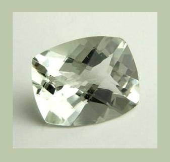 2.00ct Natural PRASIOLITE Facet COLOR CHANGE Loose Gemstone