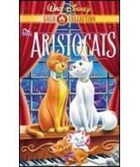 Walt Disney The Aristocats VHS Video Movie USED  - $5.99
