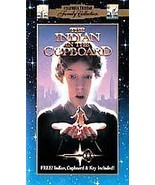 The Indian in the Cupboard VHS Video USED  - $4.99