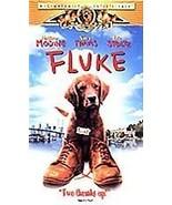Fluke VHS Video USED Eric Stoltz Matthew Modine  - $4.99