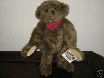 Primary image for Ganz Cottage Collectibles Teddy Bear ~ Buckley ~ MWT