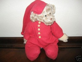 Ganz Cottage Collectibles Teddy Bear ~ P.J. PJ ~ MWOT - $16.99