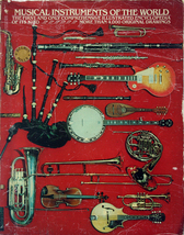 Musical Instruments of the World Illustrated - $4.00