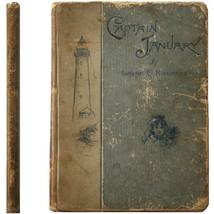 1891 Captain January by Laura E. Richards  - $20.00