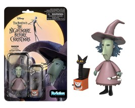 Funko Reaction The Nightmare Before Christmas Shock Toy Figure - $16.99