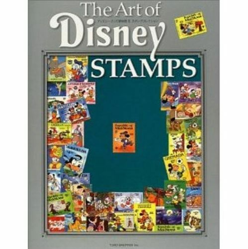 Primary image for Disney 1144 Stamp Collection Museum #2 Book