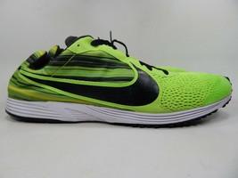 Nike Zoom Streak LT 2 Size 13 M (D) EU 47.5 Men's Running Shoes Slime 599532-300