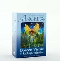 Angel Tarot Cards Virtue, Doreen and Valentine, Radleigh - $41.58