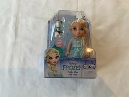 """Disney Frozen Petite Elsa With Olaf """"Only At Toy R Us"""" Rare - $37.99"""