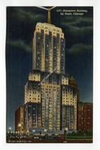 Palmolive Building by Night Chicago Illinois - $0.79