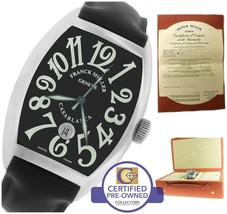 Franck Muller Casablanca Master of Complications 8880-C-DT Automatic Black Watch - $5,347.55